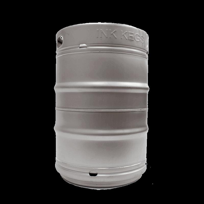 1/4 BBL Stainless Steel Kegs