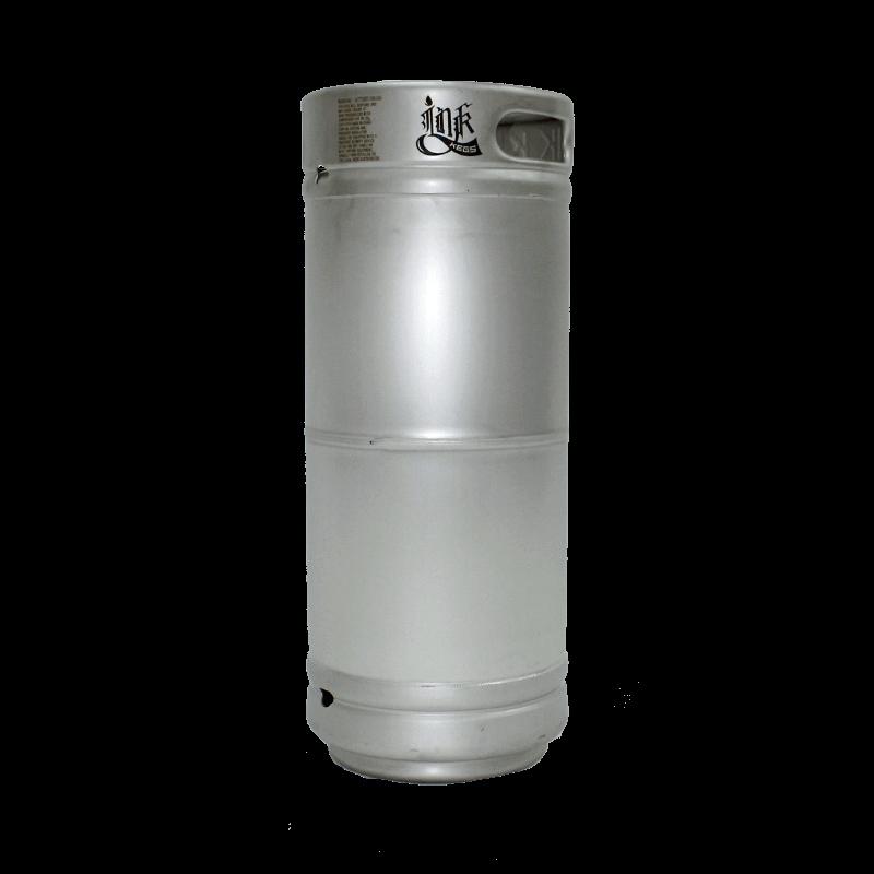 1/6 BBL Stainless Steel Kegs