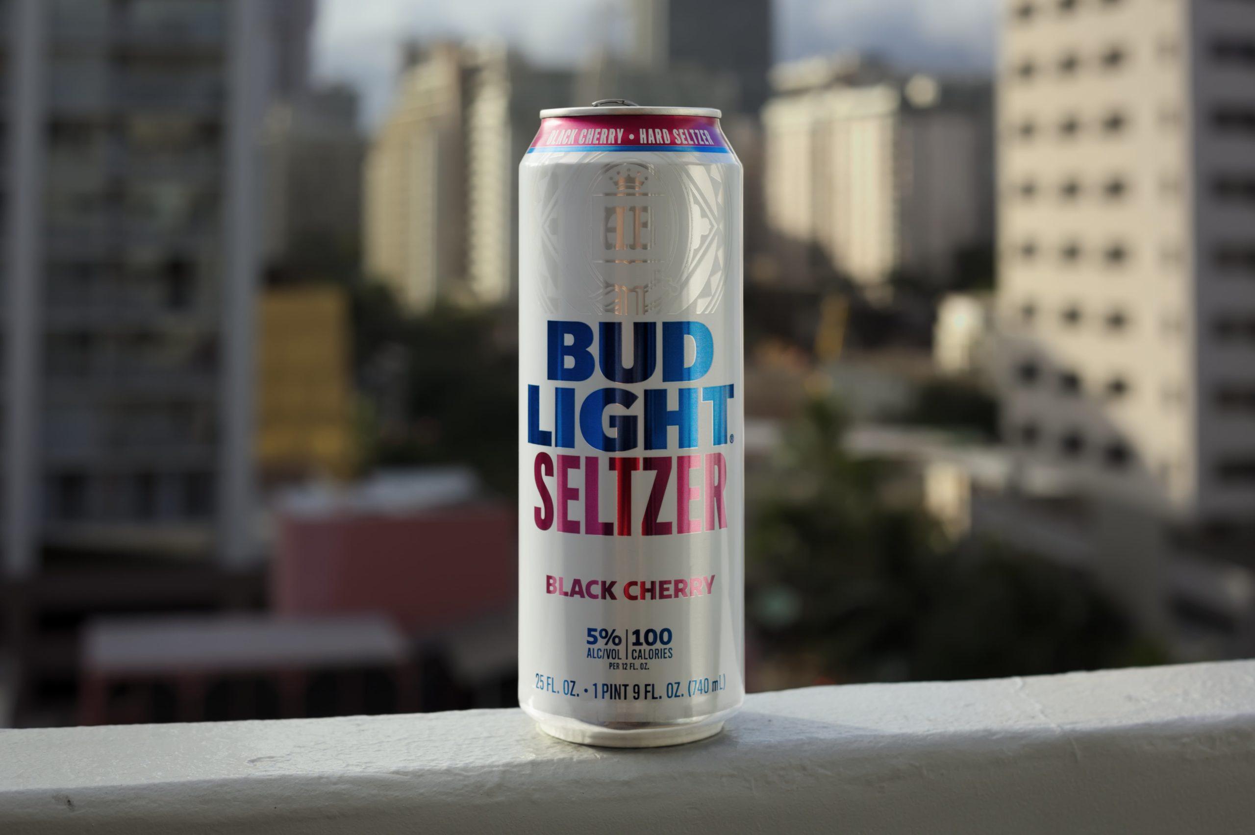 Bud Light Seltzer can
